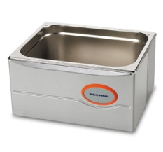 TECHNE, B-8 stainless steel bath, 8 litre capacity (supplied with bridging plate)